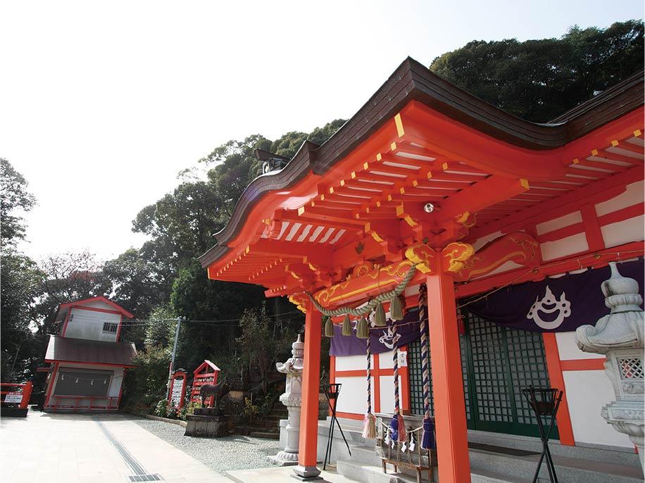 御館山神社