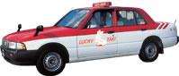 諫早エキマエタクシー小型1