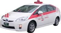 諫早エキマエタクシー小型2