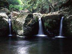 写真:轟の滝